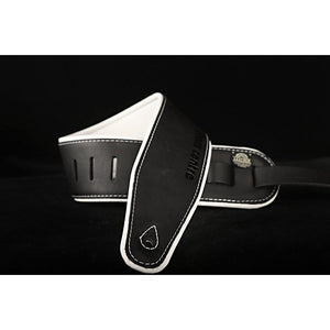 "Accessories - Colonial Leather Soup 3"" Padded Leather Strap"