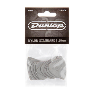 Accessories - Dunlop Nylon Guitar Picks 12 Pack