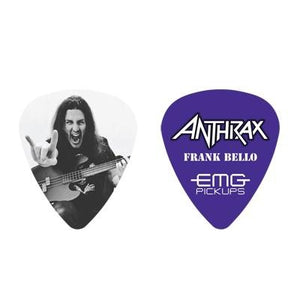 Accessories - EMG Frank Bello PJ Set