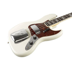 Fender Jazz Bass Chrome Cover Set , Bridge/Pickup - Bass Centre