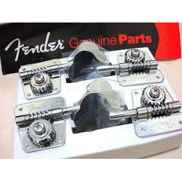 Accessories - Fender Pure Vintage 70s Bass Tuners (Set Of 4)