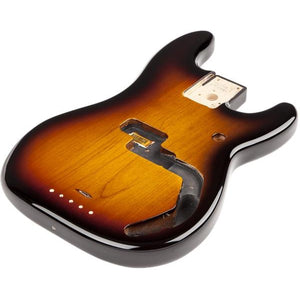 Accessories - Fender Standard Series Precision Bass® Alder Body, Brown Sunburst