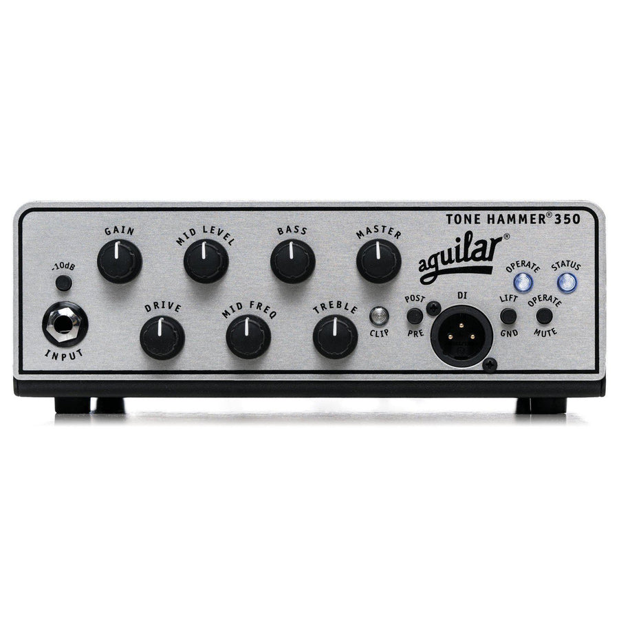 Amplifiers - Aguilar Tone Hammer 350