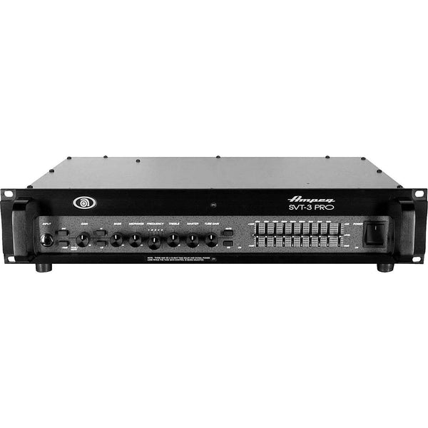 Ampeg SVT 3 Pro. 450 Watt Bass Amp Head With Tube Preamp - Bass Centre