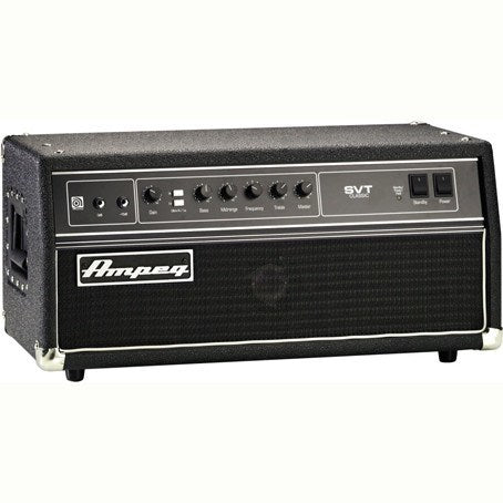 Ampeg SVT Classic, 300 Watt All Tube Bass Amp Head - Bass Centre
