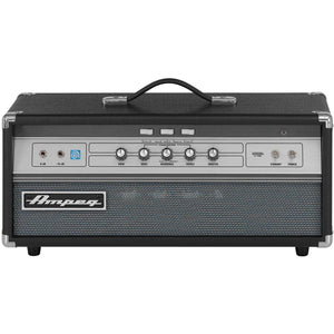 Ampeg V-4B, 100 Watt All Valve Head - Bass Centre