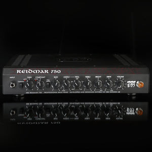 Amplifiers - EBS Reidmar 750