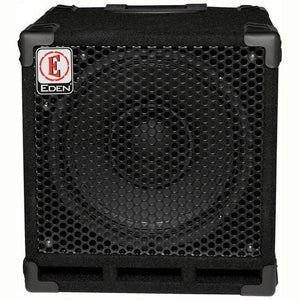 Eden EX112 Ex Series 300 Watt Compact Full Range Speaker 1 X 12 Inch - Bass Centre