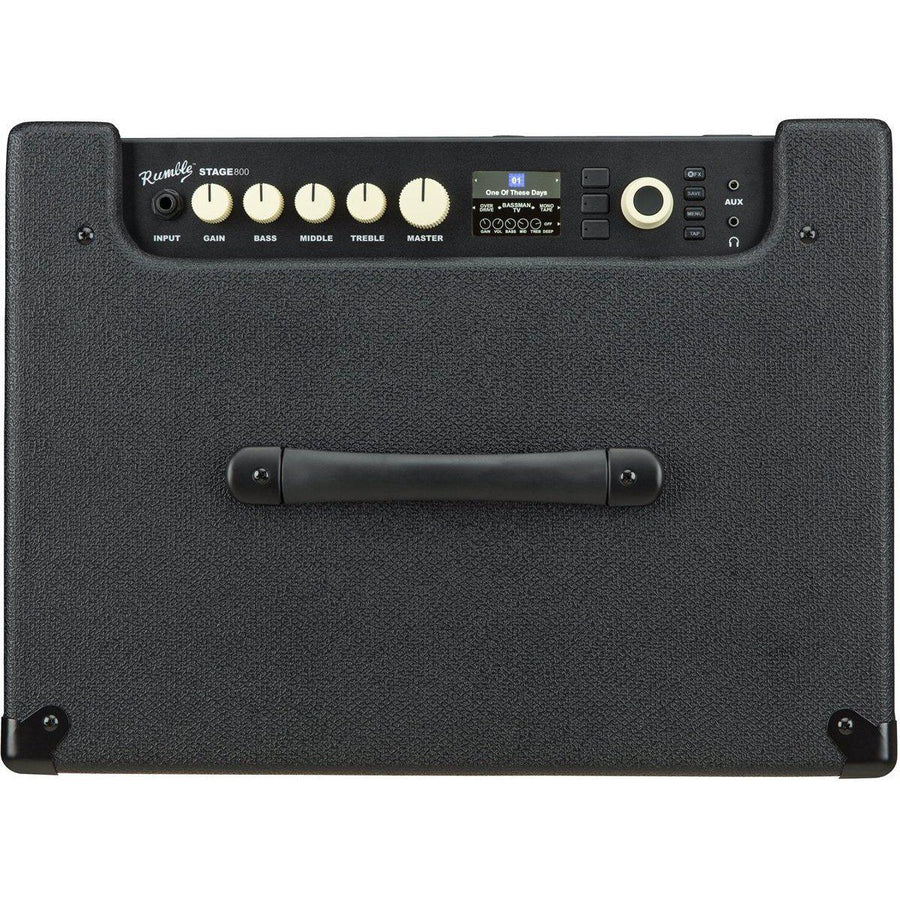Amplifiers - Fender Stage 800