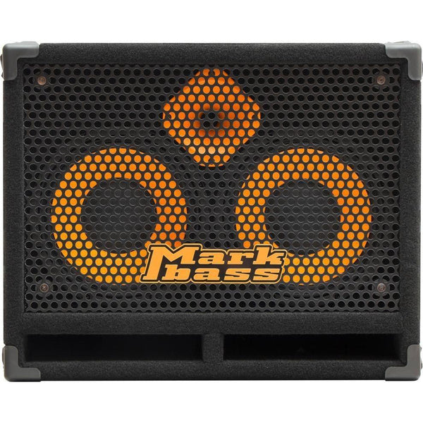 Amplifiers - Mark Bass 102HF ,2X10 Bass Cab, 400W