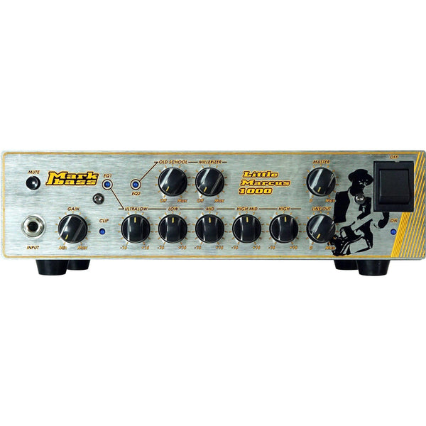 Amplifiers - Mark Bass Little Marcus (Marcus Miller) 1000 Watt