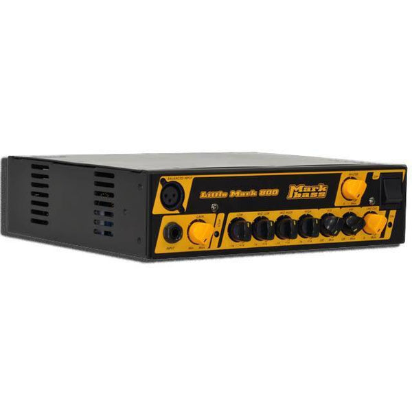 Amplifiers - Mark Bass Little Mark 800,  800 Watt Head