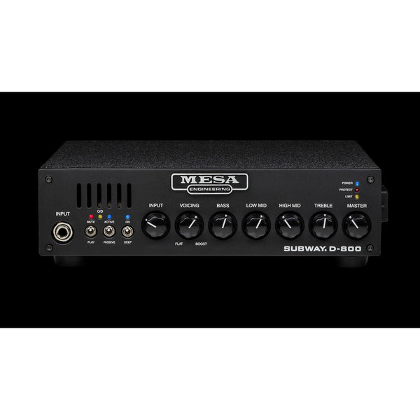Amplifiers - Mesa Boogie D800