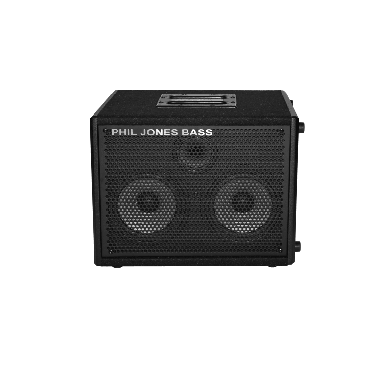 "Amplifiers - Phil Jones 27 2x7"" Bass Cab"