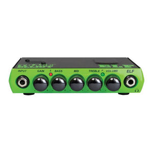 Amplifiers - TRACE ELLIOT ELF 200 WATT HEAD