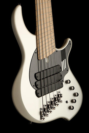 Bass Guitars - 2019 Dingwall NG6 3X Ducati White