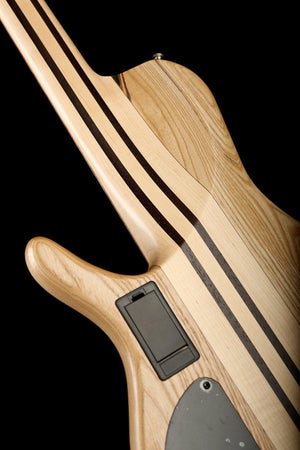 Bass Guitars - Cort A5 Plus Single Cut Multi Scale With Case