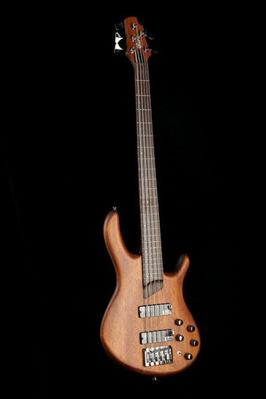 Bass Guitars - Cort B5 Plus Mahogany