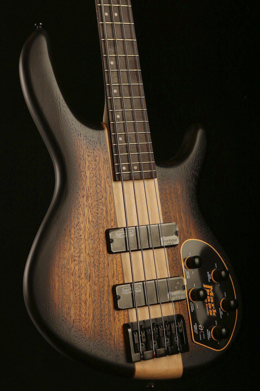 Cort C4 Plus, tobacco burst - Bass Centre