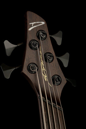 Bass Guitars - Dingwall ABZ 5 3X Wenge Trans Blackburst