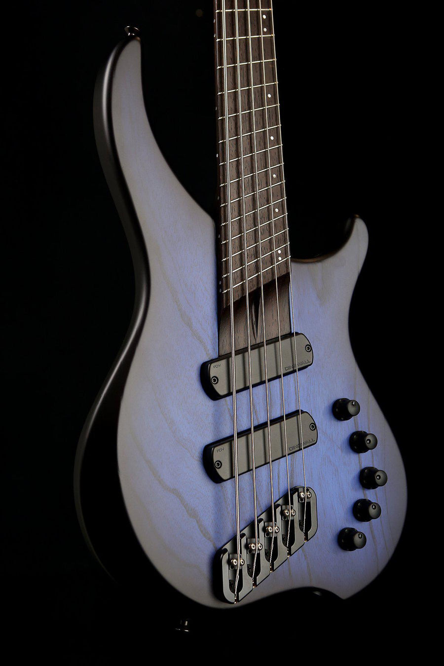 Bass Guitars - Dingwall ABZ5 Wenge Midnight Burst