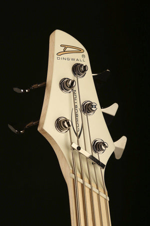 "Bass Guitars - Dingwall NG-2,  5 STRING ""Nolly Getgood"" In Ducati Matte White"