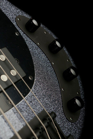 Bass Guitars - Ernie Ball Music Man Stingray Special 4 Charcoal Sparkle Ebony