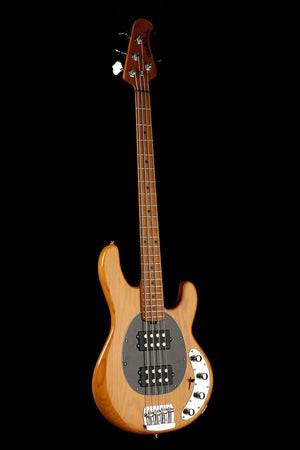 Bass Guitars - Ernie Ball Music Man Stingray Special 4 Natural Ash Roasted Maple HH
