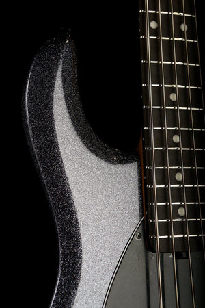 Bass Guitars - Ernie Ball Music Man Stingray Special 5 H Charcoal Sparkle Ebony
