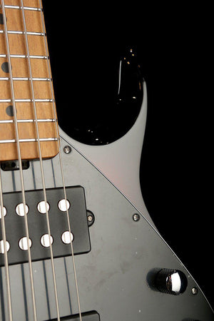 Bass Guitars - Ernie Ball Music Man Stingray Special 5 HH Burnt Apple