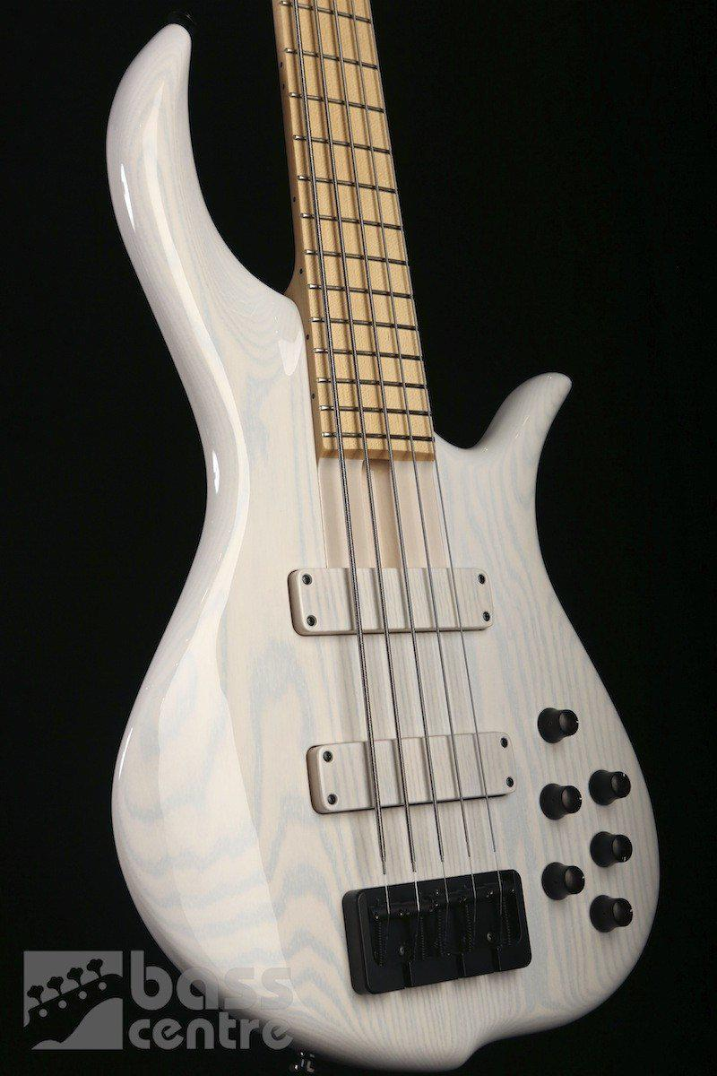 F Bass BN5 Trans White - Bass Centre