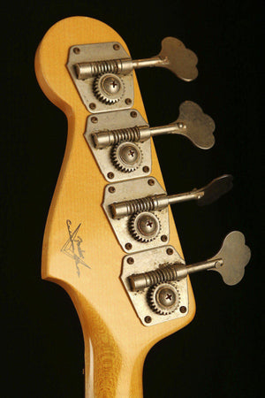 Bass Guitars - Fender Custom Shop 1960 Jazz Journeyman