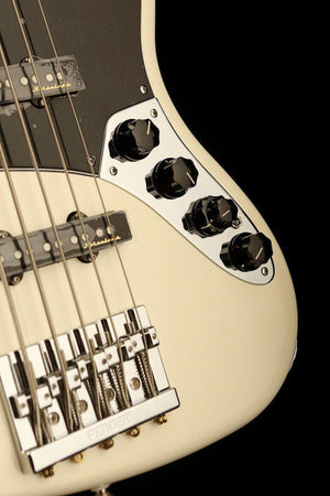 Bass Guitars - Fender Deluxe Active Jazz Bass 5 String