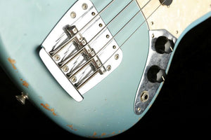 Bass Guitars - Fender JMJ (Justin Meldal-Johnsen) Mustang Bass
