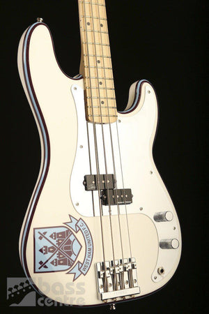 Bass Guitars - Fender Steve Harris Precision Bass 2015