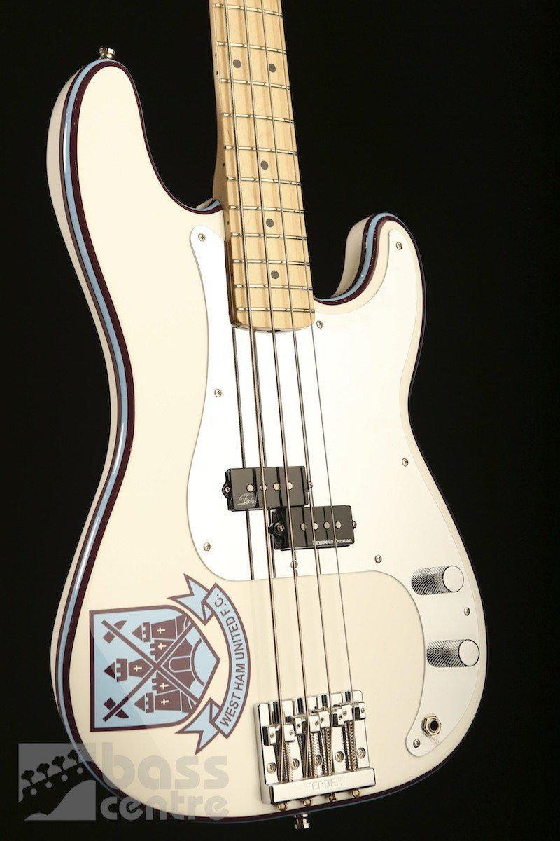 Fender Steve Harris Precision Bass 2015 - Bass Centre