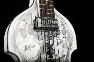 Bass Guitars - Hofner 60th Anniversary Beatle Bass
