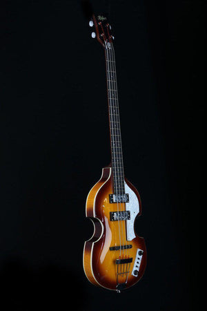 Hofner Ignition 'Cavern' Bass Gtr Sunburst W/Case - Bass Centre