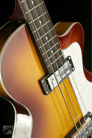 Hofner Ignition Club Bass Gtr  W/Case - Bass Centre
