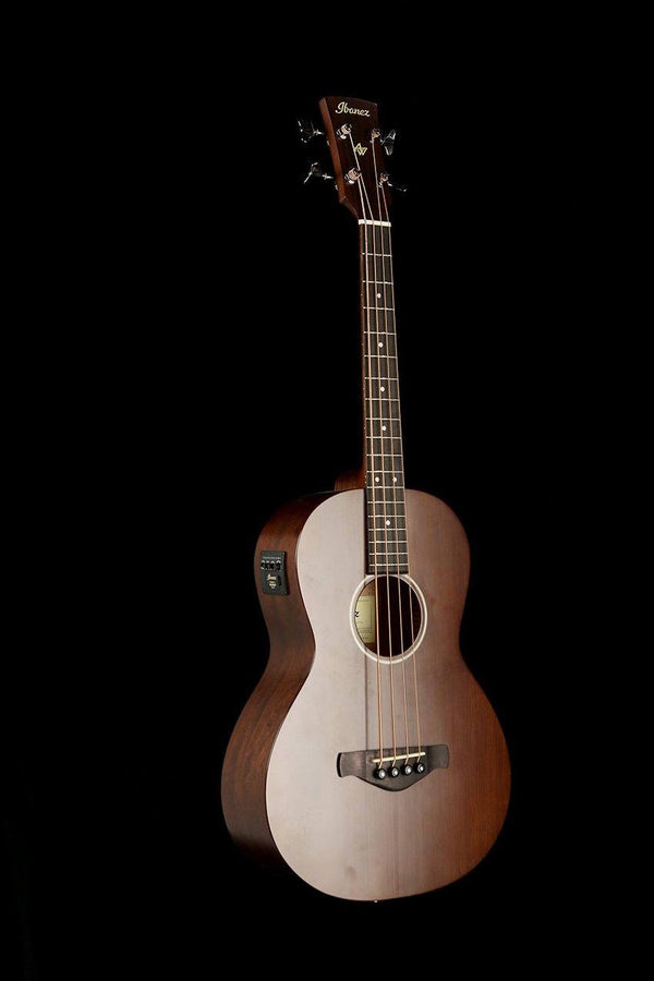 Bass Guitars - Ibanez AVNB1E BV Artwood Vintage Acoustic Bass