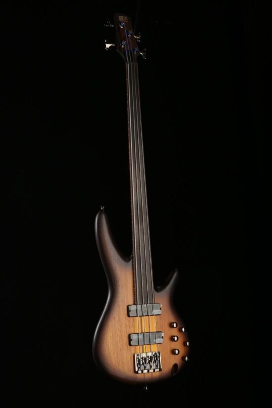Bass Guitars - Ibanez  Portamento SRF700 4 String Fretless