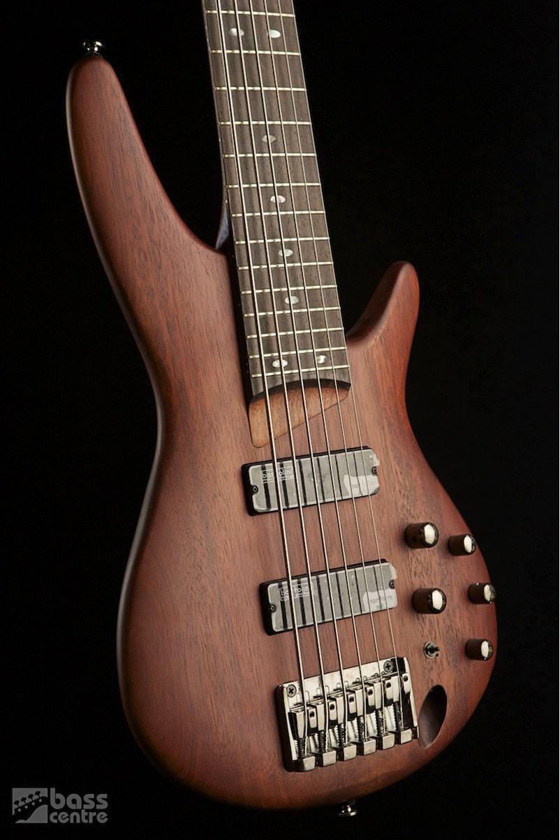 Ibanez SR506 6 Model Bass Gtr 6 Str Brown Mahogany - Bass Centre