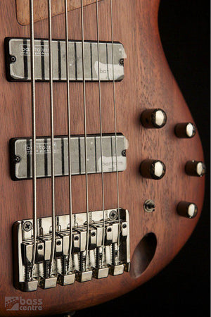 Bass Guitars - Ibanez SR506 6 Model Bass Gtr 6 Str Brown Mahogany