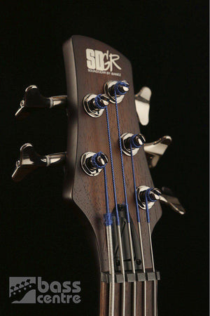 Bass Guitars - Ibanez SRF705 5 String Fretless