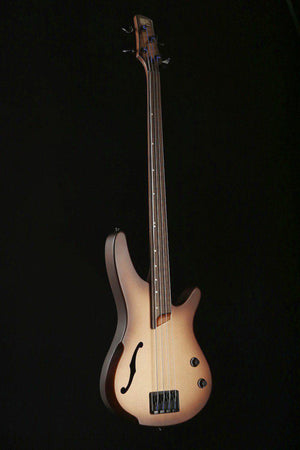 Bass Guitars - Ibanez SRH500 4 String Hollow Body Bass
