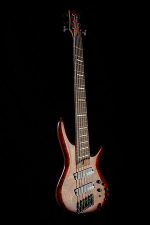 Bass Guitars - Ibanez SRMS806 Multiscale Bass