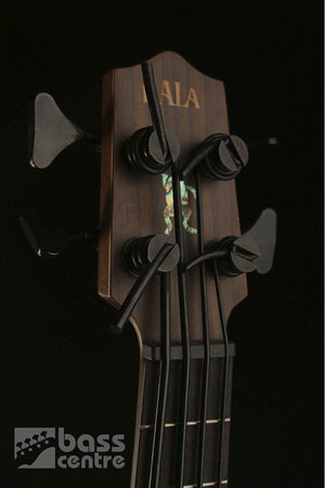 Bass Guitars - Kala U-Bass Mahogany Fretted Or Fretless