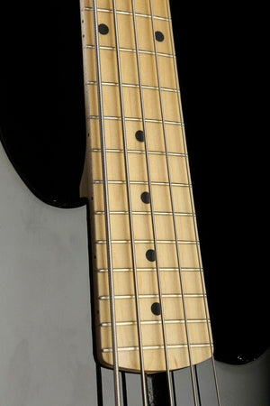 Bass Guitars - Lakland Skyline 55-01 Black With Maple