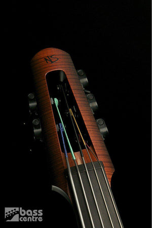Bass Guitars - NS NXT 5 Amber Burst