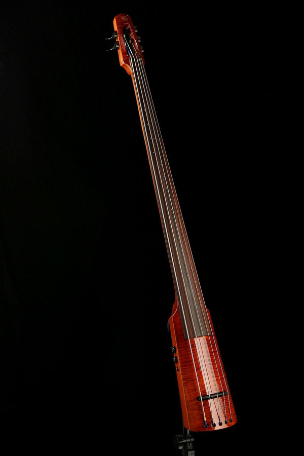 Bass Guitars - NS WAV 5 Electric Upright Bass
